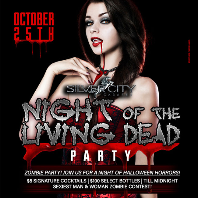 Night Of The Living Dead!