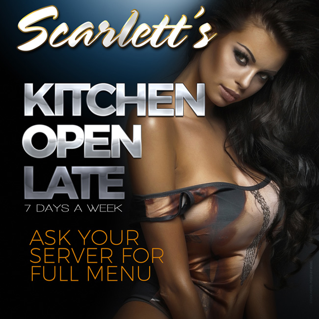 Kitchen Open Late