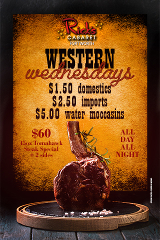 Western Wednesdays