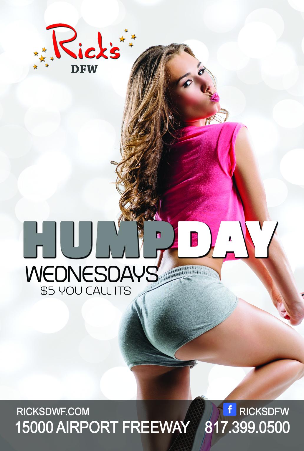 HumpDay Wednedays