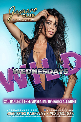 Graphic for WILD WEDNESDAYS
