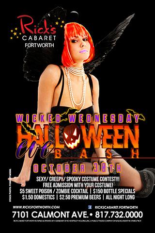 Wicked Wednesday Halloween Eve Bash