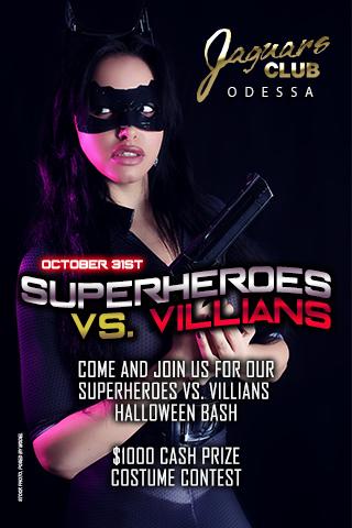 SUPER HEROES VS VILLAINS - COME AND JOIN US FOR OUR SUPER HEROES VS VILLAINS HALLOWEEN BASH.JOIN US FOR OUR $1000 CASH AND PRICE HALLOWEEN CONTEST,