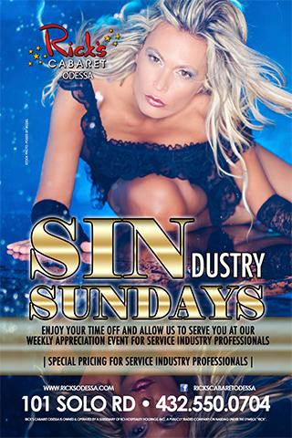 Sindustry Sundays