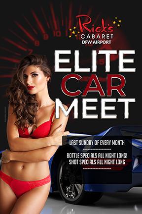 Rick's DFW Elite Car Meet