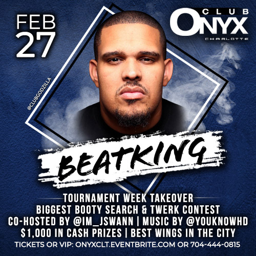 BEATKING Performing Live - Tournament Week Takeover