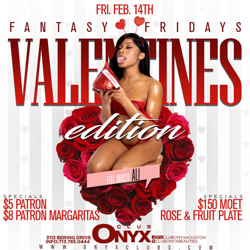 Graphic for Valentines Day Partry