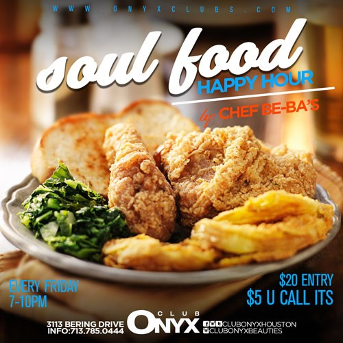 Soul Food Friday