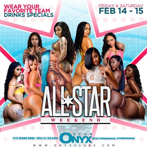 Graphic for All Star Weekend
