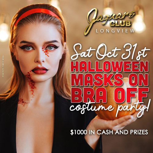 Halloween Masks On Bra Off Party - Halloween Masks On Bra Off Party! Sat Oct 31st 