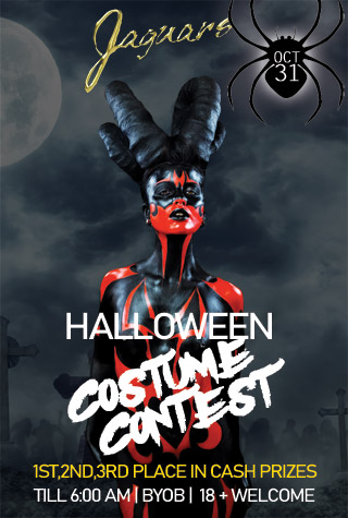 Graphic for Halloween Party