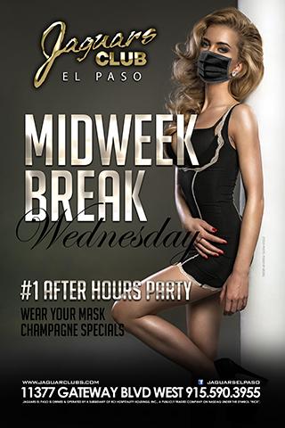Graphic for Midweek Break