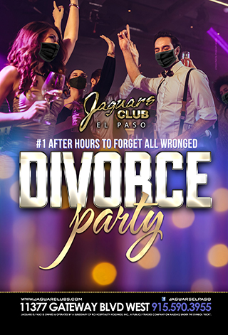 Graphic for Divorce Party