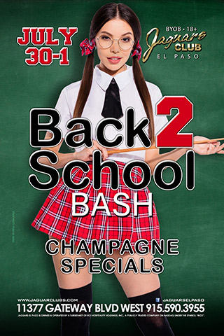 Graphic for Back2School Bash