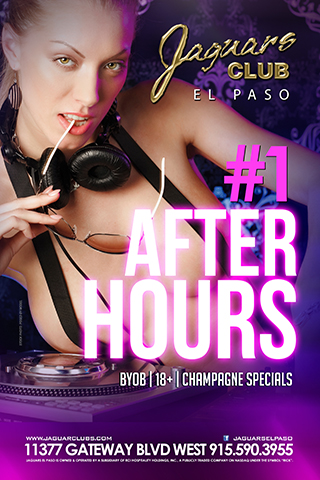 Graphic for After Hours
