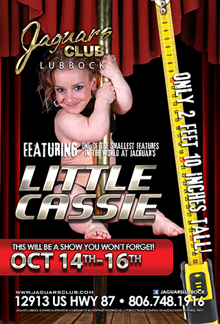 Graphic for LITTLE CASSEE
