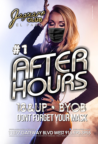 Graphic for #1 After hours spot