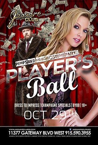 Graphic for Players Ball