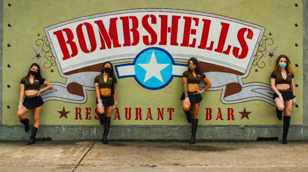 Image of Bombshells Katy at 20516 Katy Freeway, Katy, TX 77450