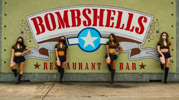 Image of Bombshells Katy at 20516 Katy Freeway, Katy, TX 77450