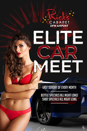 Rick's DFW Elite Car Meet