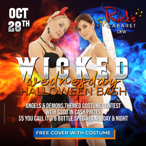 Wicked Wednesday Halloween Bash