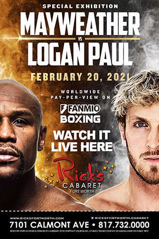 Mayweather vs Logan Paul