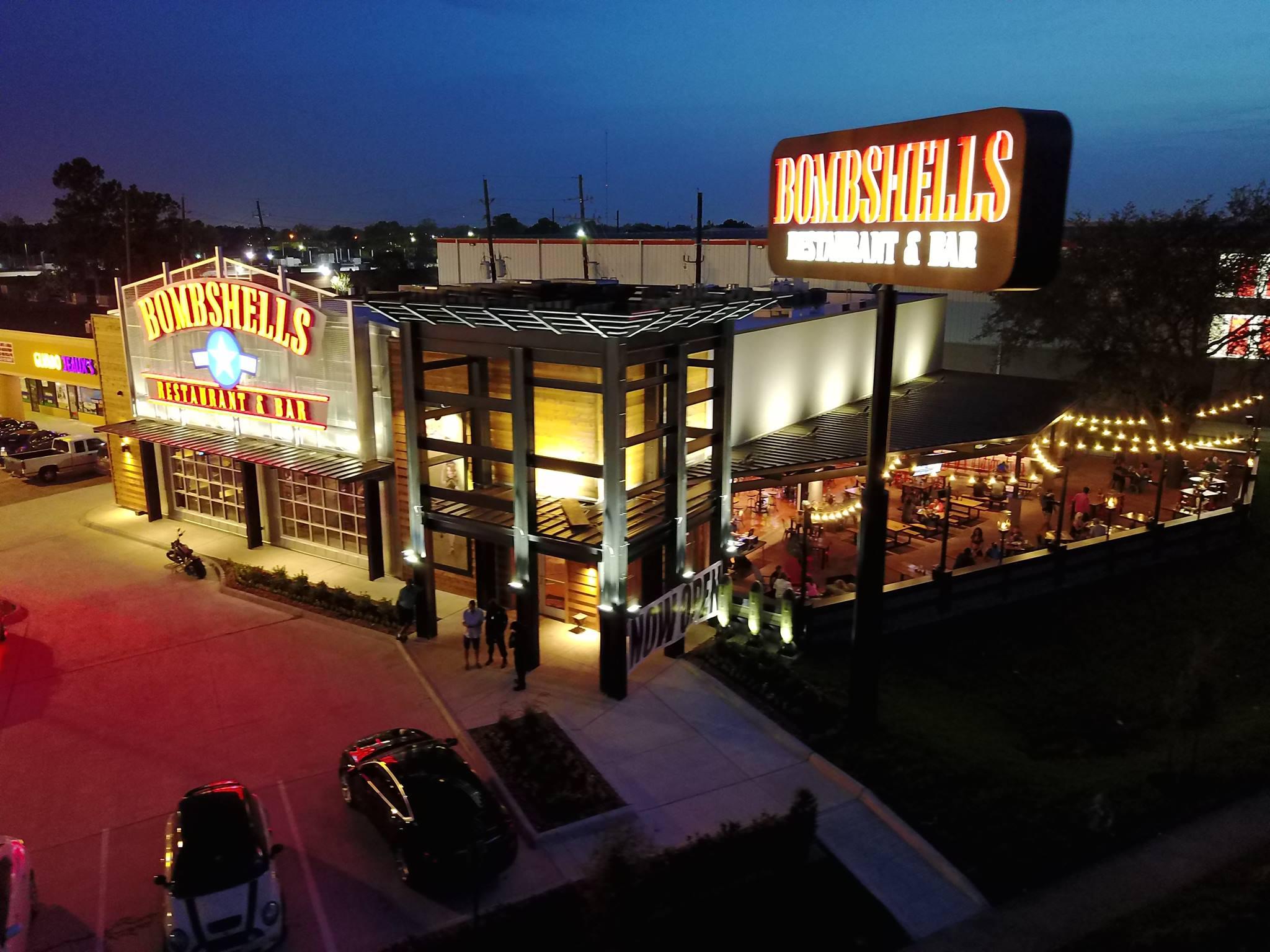 Image of Bombshells at 14191 Northwest Freeway (US 290 at Fairbanks North Houston Road), Houston, TX 77040