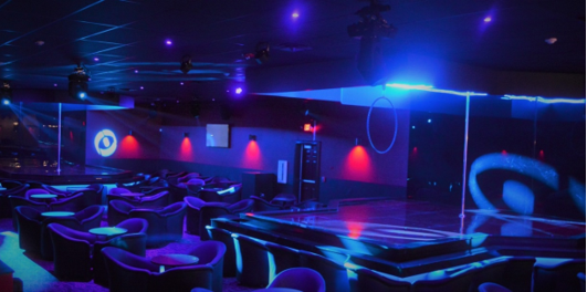 Image of Scarlett's Cabaret St. Louis Luxurious New Interior